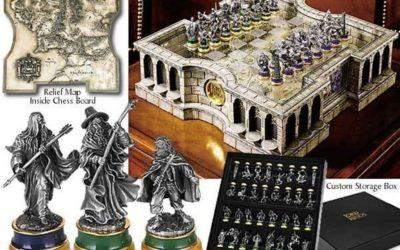 30 Ideias de Presentes para Fãs de Senhor dos Anéis