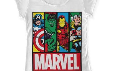 30 Ideias de Presentes para Fãs da Marvel