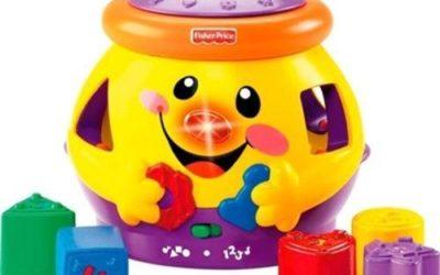 22 ideias de presente para bebê de 1 ano
