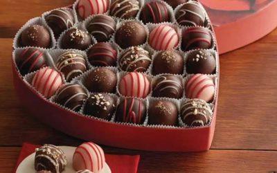 20 ideias criativas de presentes com chocolate para namorado (a)